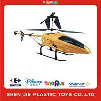 long flight time diecast model durable king rc helicopter