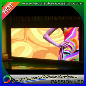 Slim Indoor LED Display - P5mm/led indoor slim rental display- alumium cabinet