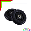 Hot Selling Kids Kick Scooter Big Wheel,Black Kick Stunt PU Scooter Wheel of Custom Scooter Parts