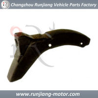 China factory Rear fender motorcycle fairing parts used for Suzuki AX100