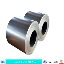 YSW large size cold rolled galvanized steel coil for roof components