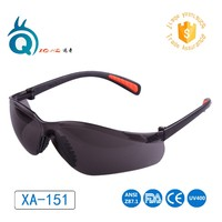 High quality UV400 Outdoor dustproof safety goggles cheap promotion protective glasses