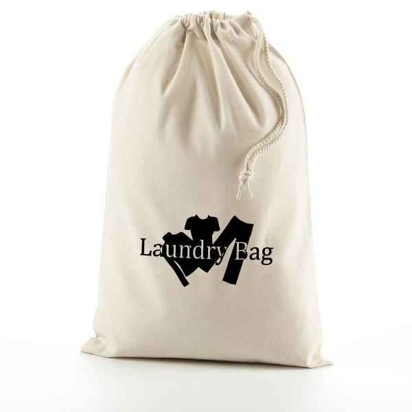 Custom Dust Bag,Large Canvas Drawstring Laundry Bag,Cotton ...