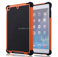 2015 Hot Selling Factory Prices Rugged Case with Football Lines for ipad mini mini 2 mini 3, Cover Case