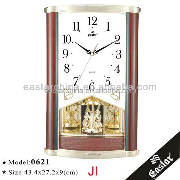 Decoration wall clock modern house design china supplier factory clocks