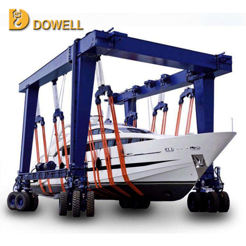 China supply SWL type boat lift system