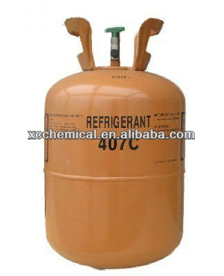 High quality R407C, R407C Refrigerant gas