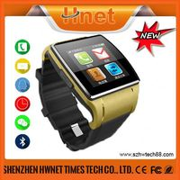2014 Low cost New Design Christmas Gift Bracelet Wireless Watch Mobile Phone