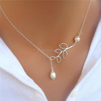 Fashion Pearl Necklace Designs Pearl Jewelry