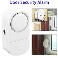 Hot Wireless Home House Magnetic Door Sensor Security Alarm System