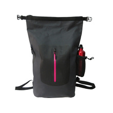 Pvc free TPU Tarpaulin New Coming Man High Quality Cool Colors Coupling toxic free Backpack Bag