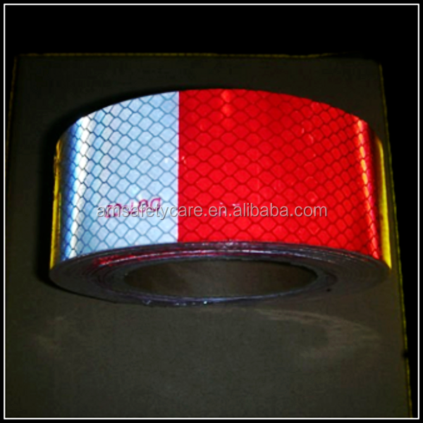 "2"" x 150' Roll Diamond Grade Conspicuity Trailer DOT-C2 Reflective Safety Tape"