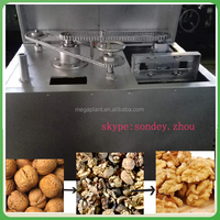 High quality walnut peeling machine/pecan sheller machine/walnut sheller