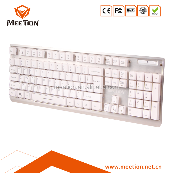 Brand New Aluminium USB Gaming Keyboard