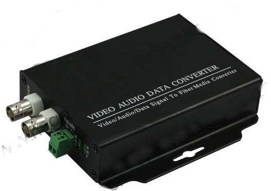 Fiber Optic Video Transmitter