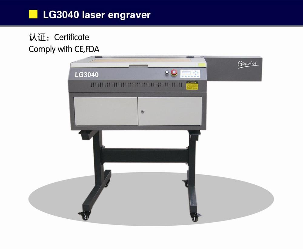 photo frames laser cutting machine LG3040/for t shirt printing machine