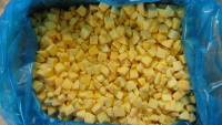 New crop 2016 competitive price frozen mango dice half slice