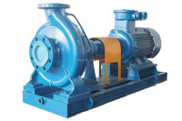KQW Paper plant and pulp industry pump horizontal centrifugal pump