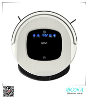 Bona robot automatic robotic floor cleaner 2016 vacuum cleaning robot BL608