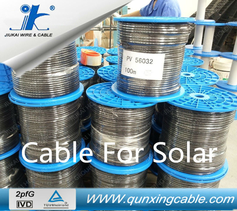 AS/NZS 5033:2012 current carrying capacity of cable pv 4.0mm2 TUV PV1-F