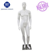 Hot sale Chinese adustable male mannequin for beautiful adult sexy models