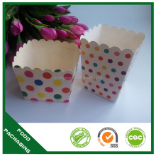 Potato chips container , fast food box , disposable chips boxes