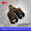 China Universal Car Part Best Price Titanium Exhaust Tube&Pipe for Sale