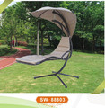 luxury garden swing with canop hanging chair hammock swing