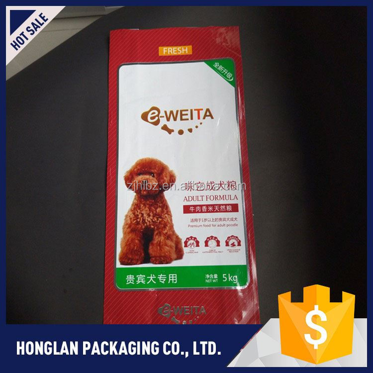 Factory supply good quality stand up dried food plastic bag wholesale