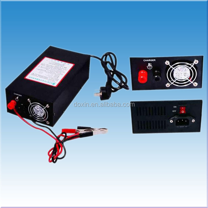 New Portable Adapter Power Supply 12V 10A Motorcycle Car Auto Battery Charger Intelligent Charging Machine Wholesale