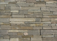 Exterior Decoration Natural Slate Stone Wall Panel