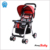 2016 BBH light weight design cheap baby stroller, easy fold stroller for kids made in china
