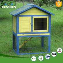 Wood House Rabbit Rabbit Home Rabbit Cage Pet