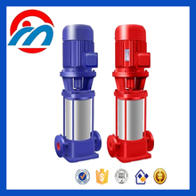 customized factory supply water pressure booster multistage pump