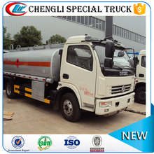 DONGFENG 140hp 4*2 8000L Fuel Transport Tanker aircraft refueling trucks