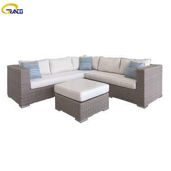 Hot sell good quality outdoor sofa set modern furniture outdoor sofa