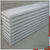 China Best Price G603 Grey Granite Stairs