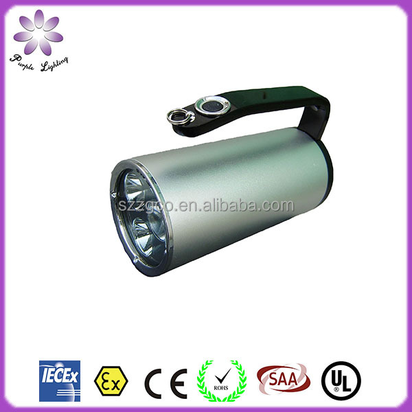 ip68 waterproof flashlight led diving flashlight
