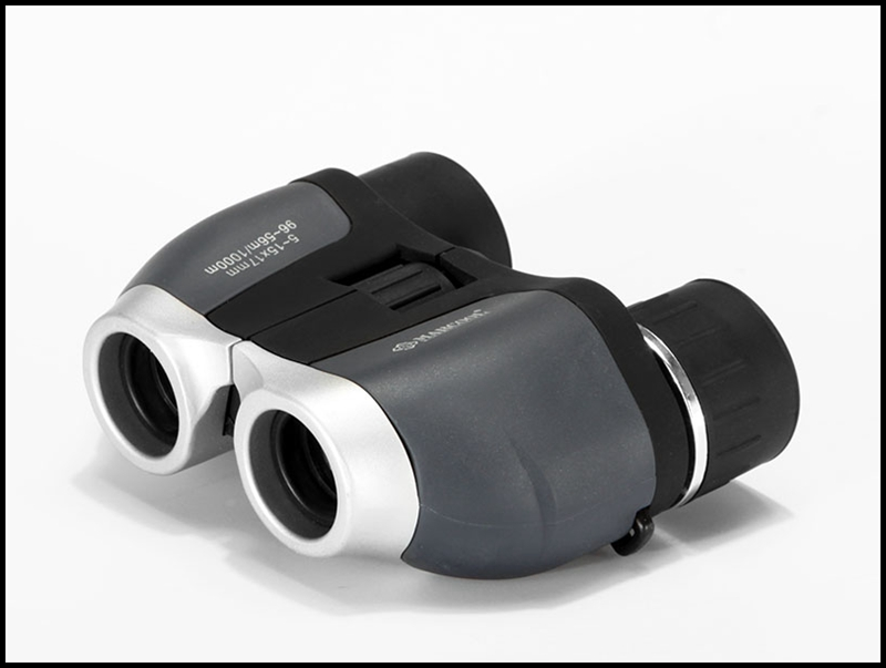 Marcool high quality compact telescopes binoculars 5-15x17 long distance obversation binoculars for sale