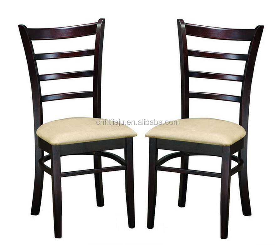 brown wood modern dining chair set of 2 wood dining chair