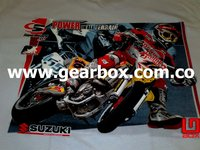 T-shirt Racing Motorcycle Wear