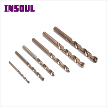 INSOUL Custom Products Best High Speed Steel HSS Drilling Drill Bit For Stainless Steel