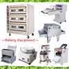 French Automatic Bread Bakery Equipment For