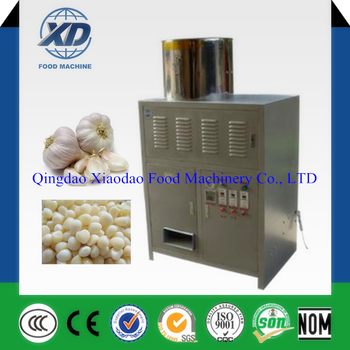 Commercial garlic peeling machine, garlic skin removing machine, garlic peeler machine