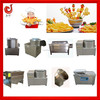 Best sale semi automatic potato crisps production line