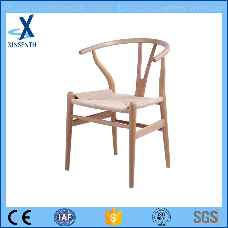hot selling solid wooden chair for living room