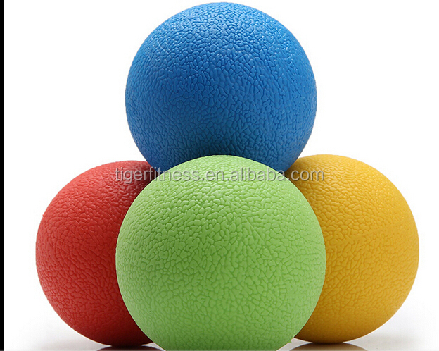 colorful Blue Rubber ball