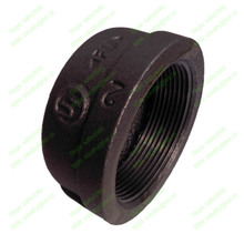 hot-dip galvanized&black threaded malleable cast iron pipe fittings UL/FM NPT American standard manufacture