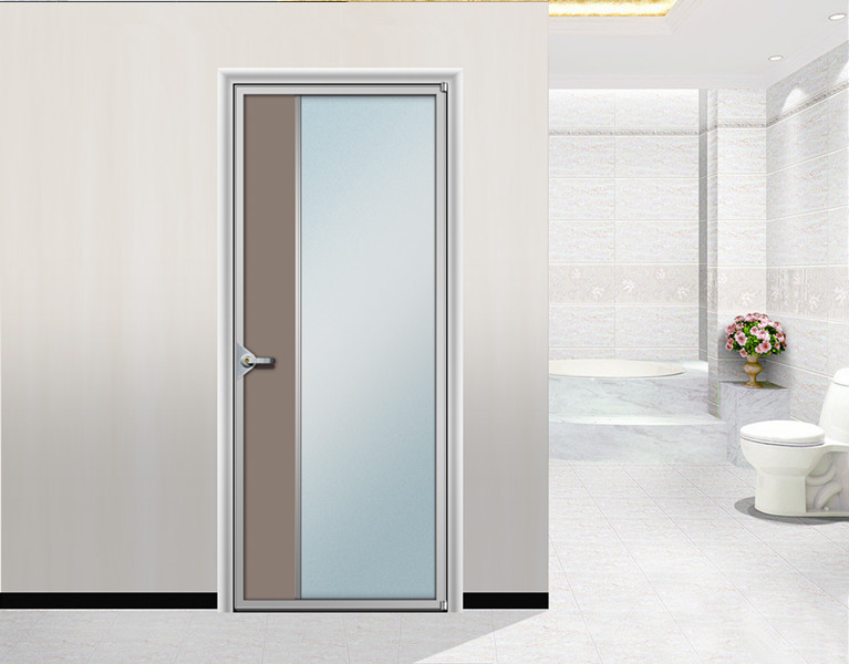 Frosted Glass Toilet Door Home Entrance Door Buy Wood