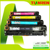 Color premium new compatible CC530A cartridges Toner for HP Color laserJet CP2020 2024 2025